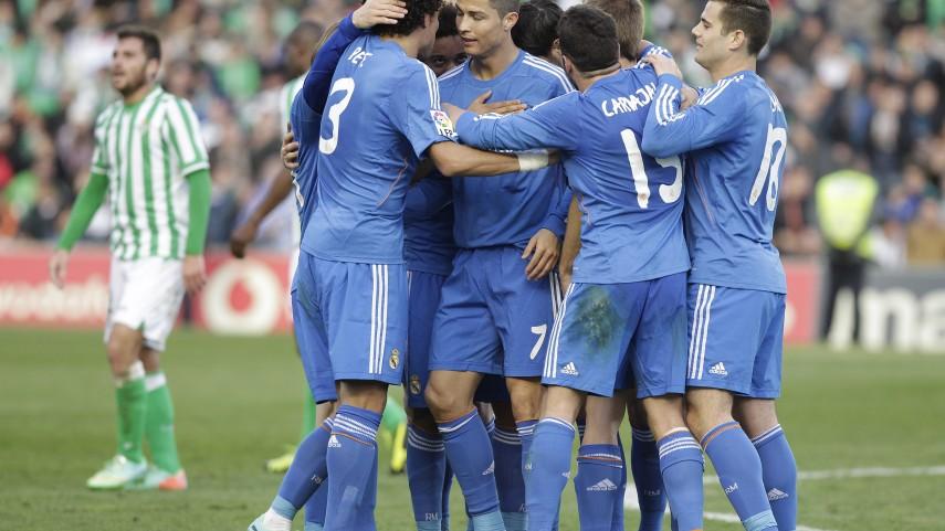 El Real Madrid brilla en una jornada con pocos goles