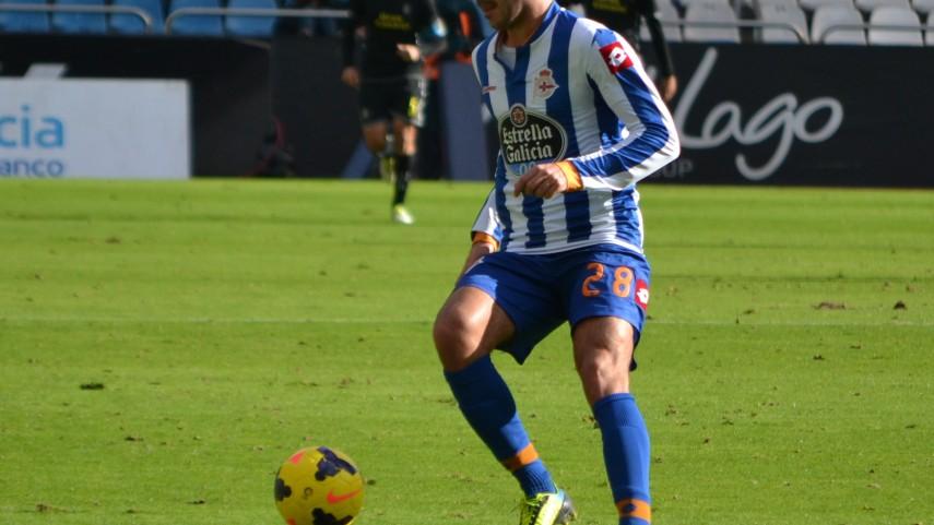 Pablo Insua renueva con el Deportivo