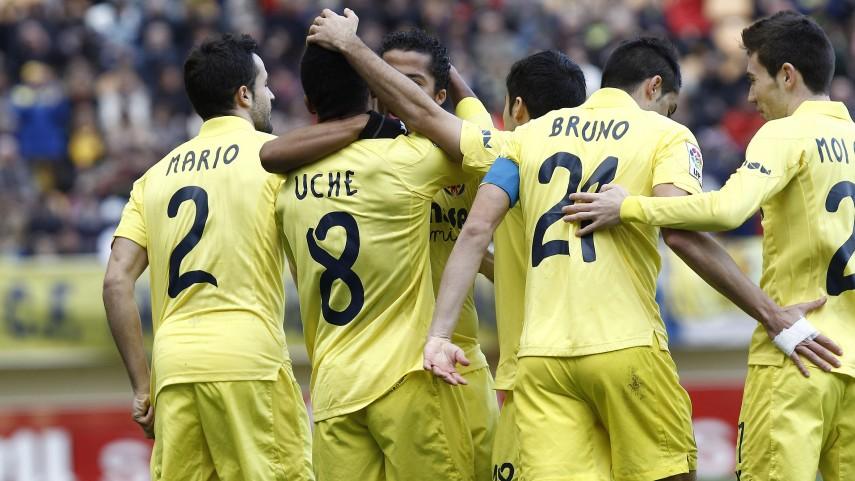 Sufrido triunfo del Villarreal