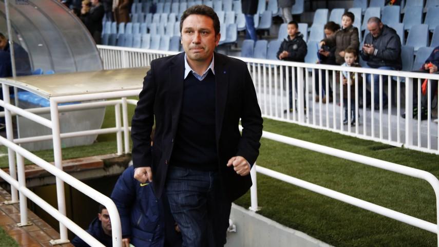 Vinyals, nuevo técnico del Barça B