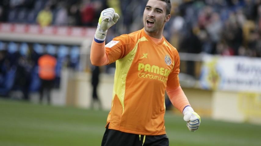 El Villarreal ficha a Sergio Asenjo