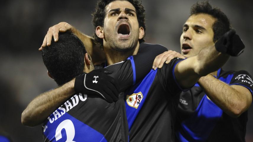 Un Rayo de luz en la carrera de Diego Costa
