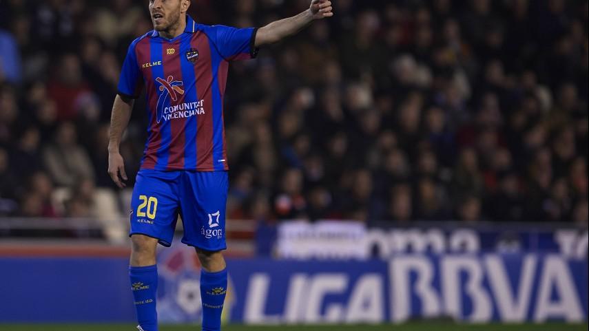 Juanlu, nuevo jugador del Córdoba