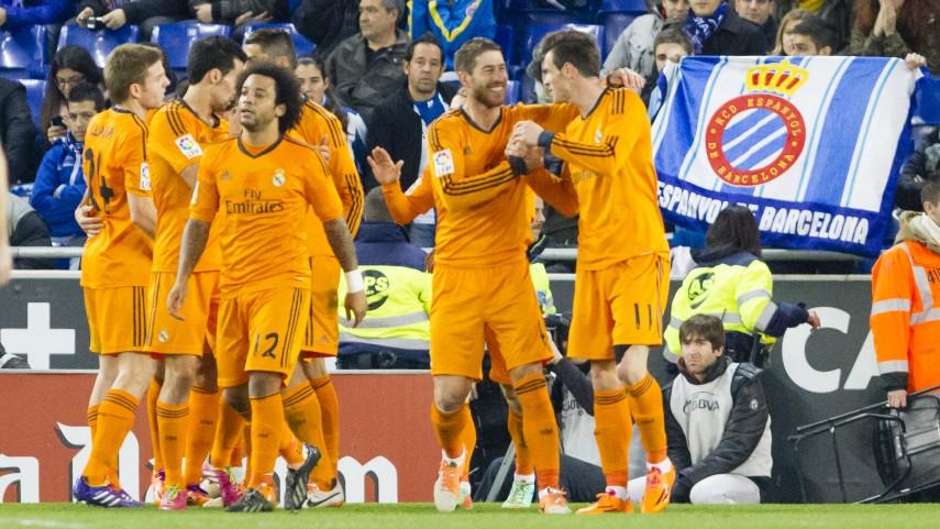 El Real Madrid encarrila la eliminatoria