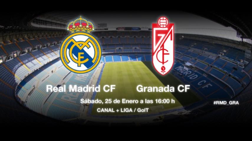 El Real Madrid mira hacia el liderato