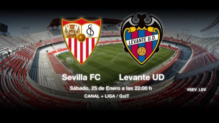 La fiabilidad del Sevilla ante un Levante en alza