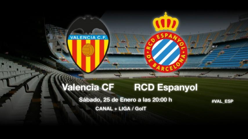 Mestalla pondrá distancia entre Valencia y Espanyol