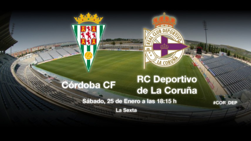 El Córdoba quiere demostrar que puede con los grandes