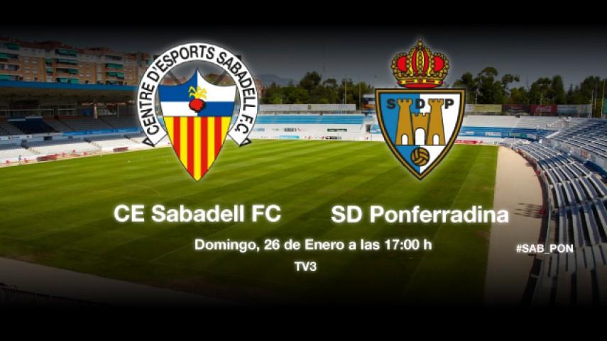 El Sabadell quiere confirmar su racha