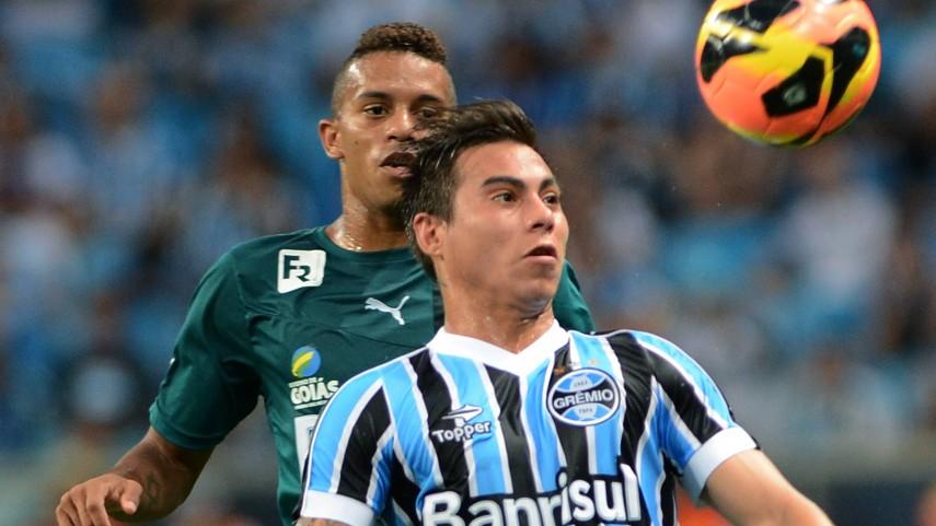 Vargas, nuevo delantero del Valencia