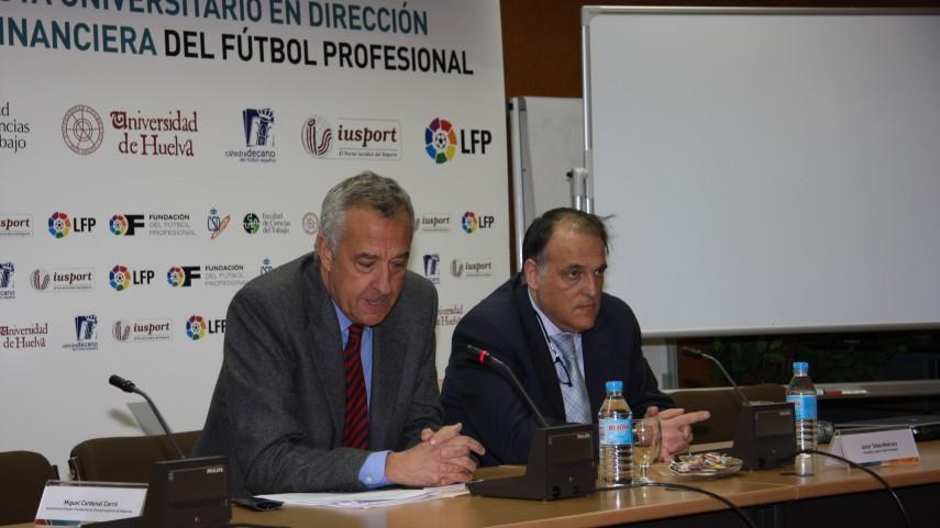 Arranca el curso financiero del Fútbol Profesional