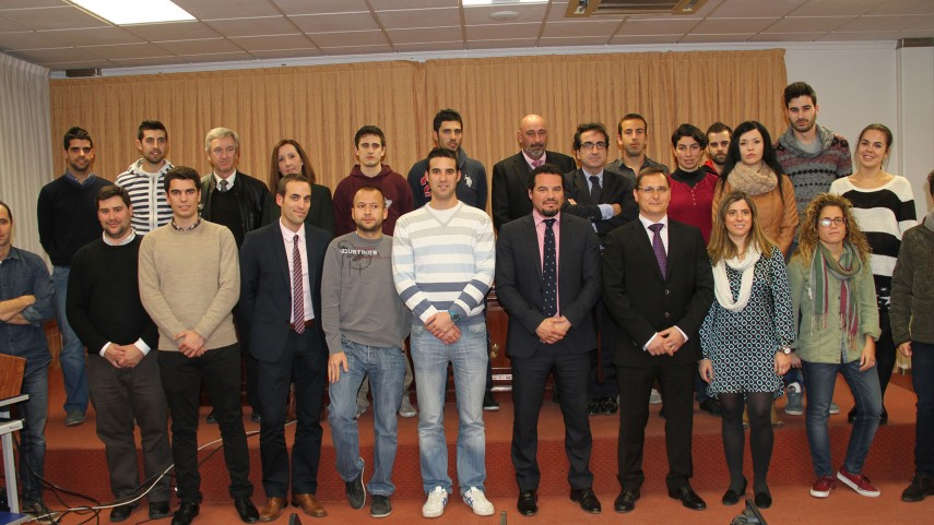 Primer título del 'Sports Management Institute LFP-UCAM'