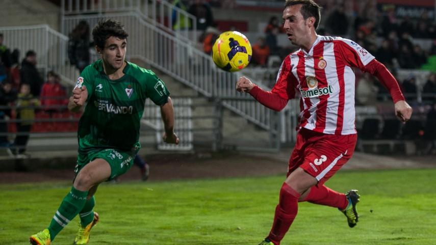 El Leganés incorpora a Alain Eizmendi