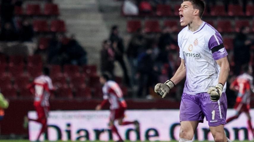 Numancia y Girona se reparten los puntos