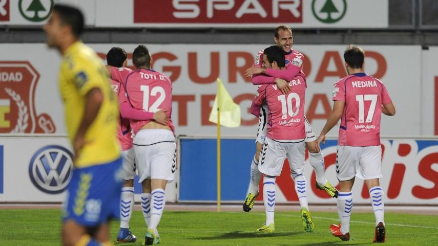 Borja Viguera, sinónimo de gol en el Alavés