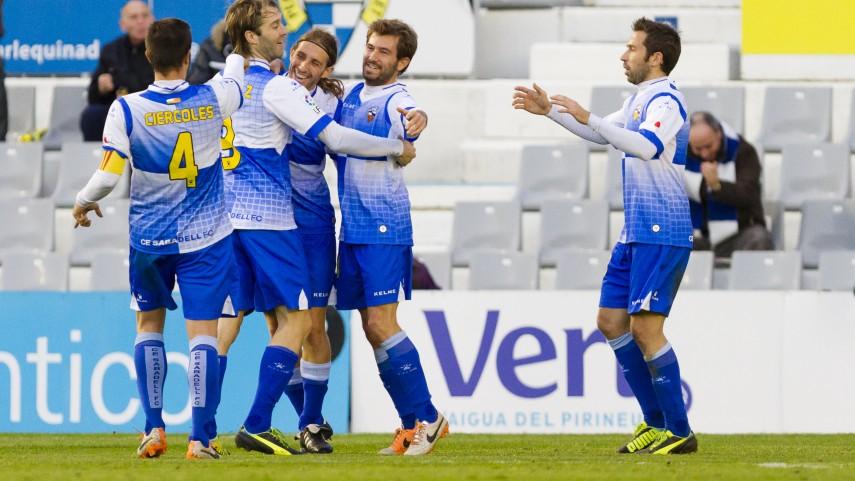 Aníbal lidera la remontada del Sabadell