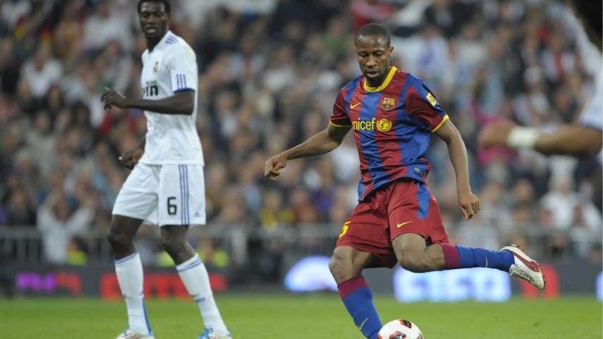 Seydou Keita firma con el Valencia