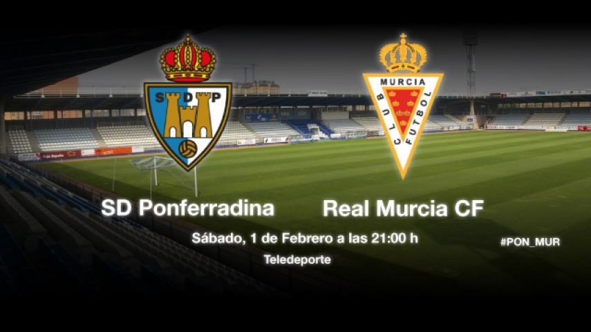 Ponferradina y Murcia, a recuperar sensaciones