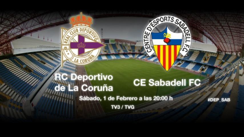 El Sabadell busca sorprender al líder