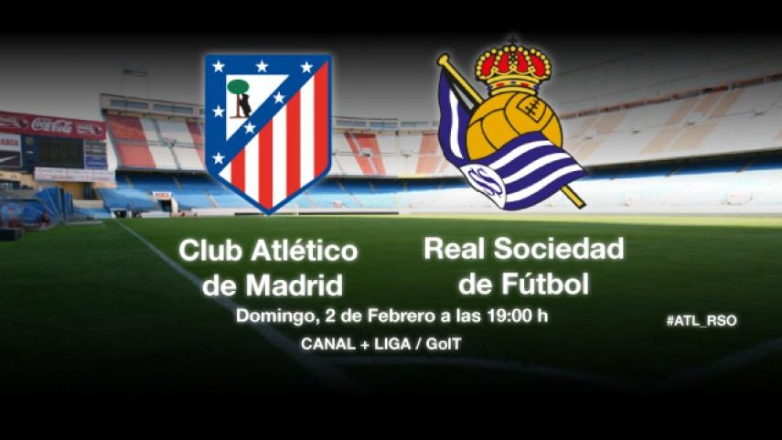 El Atlético quiere ser líder con Diego