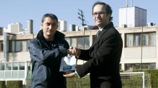 Valverde, mejor entrenador de la Liga BBVA en enero