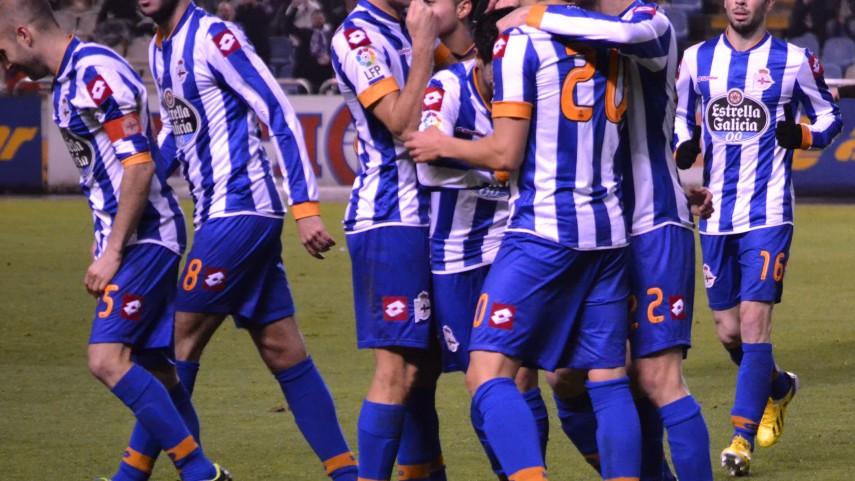 Deportivo y Sporting no ceden en la cabeza de la Liga Adelante