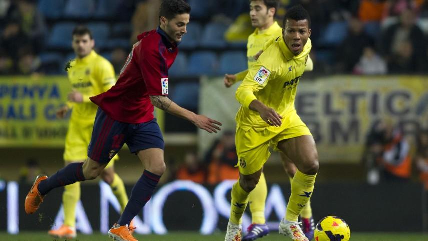Perbet guía la victoria del Villarreal