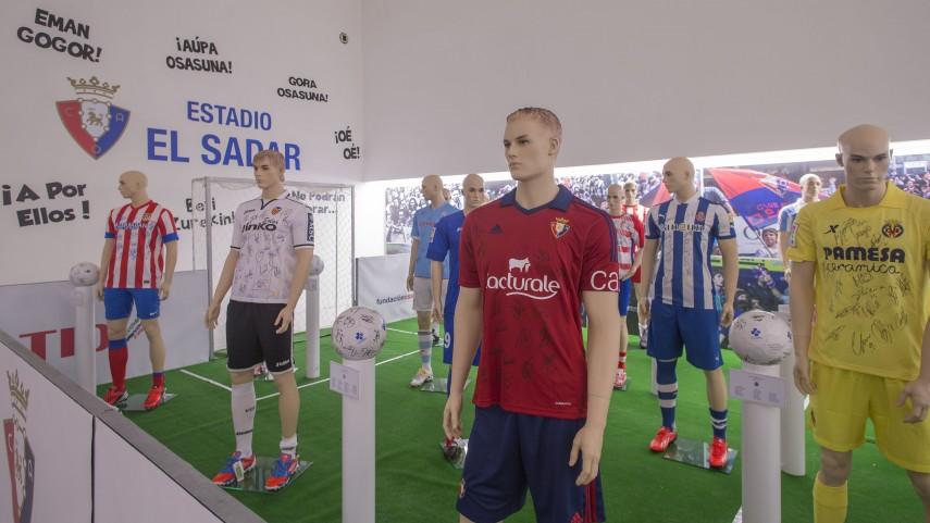 Exposición 'Vive Osasuna Bizi'