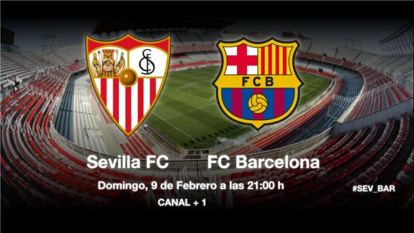 El Barcelona busca su mejor versión en Sevilla