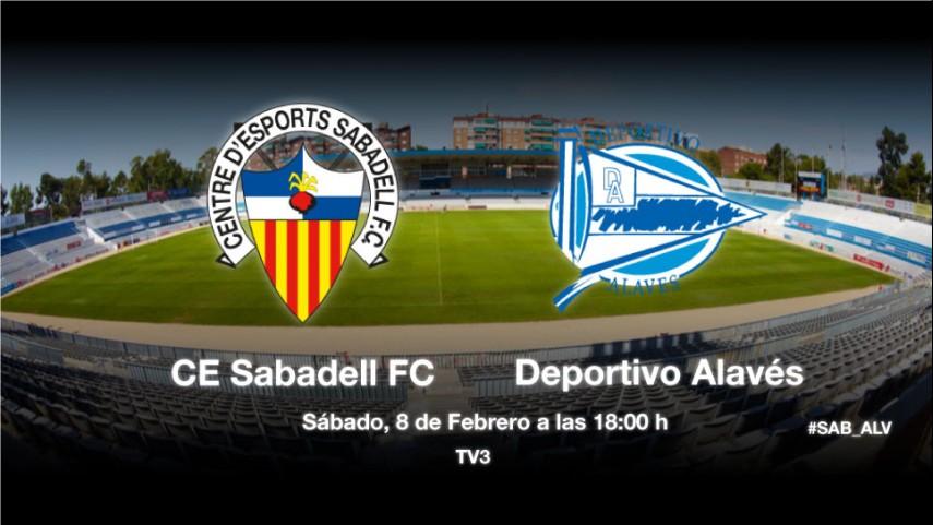 El Sabadell, a mantener su fortín