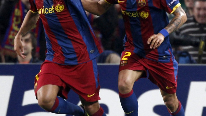 Alves y Adriano: regreso a los orígenes