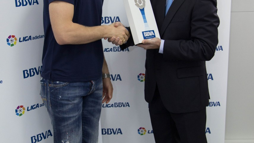 Rakitić, the best Liga BBVA player in January