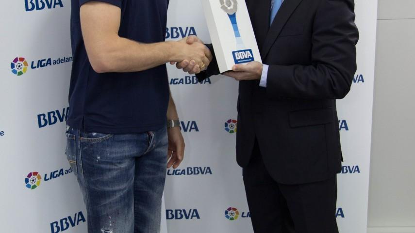 Rakitić, mejor jugador de la Liga BBVA en enero