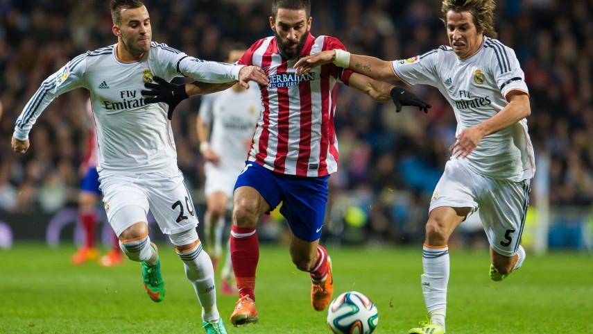 Atlético y Real Madrid, primer billete en juego