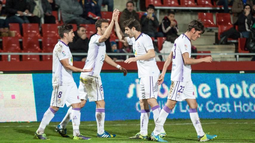 El Jaén se reencuentra con la victoria