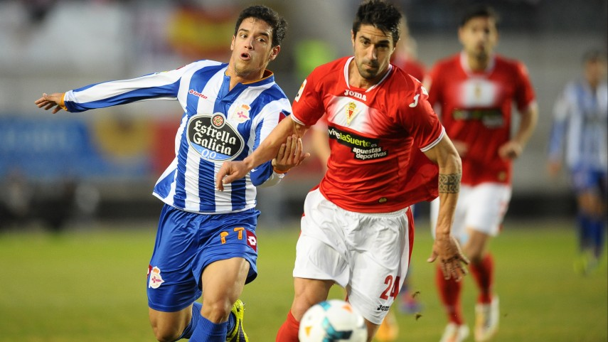 Dorca aleja del liderato al Deportivo