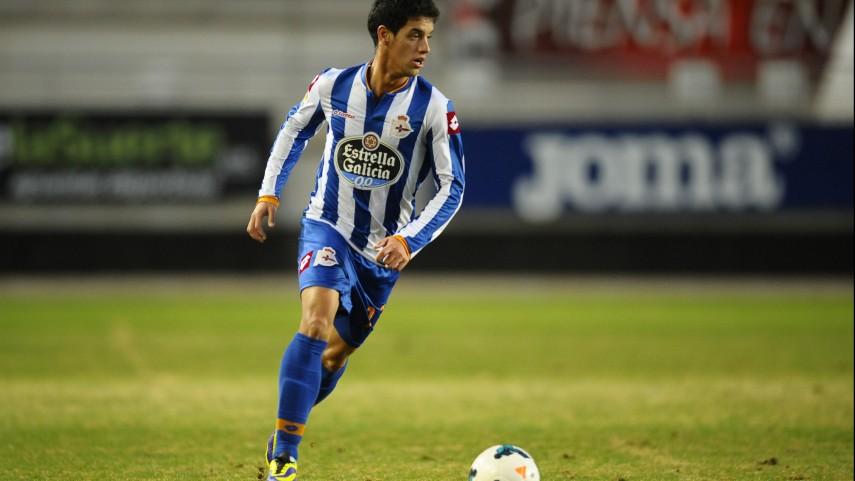 Salomão, de nuevo en el Deportivo