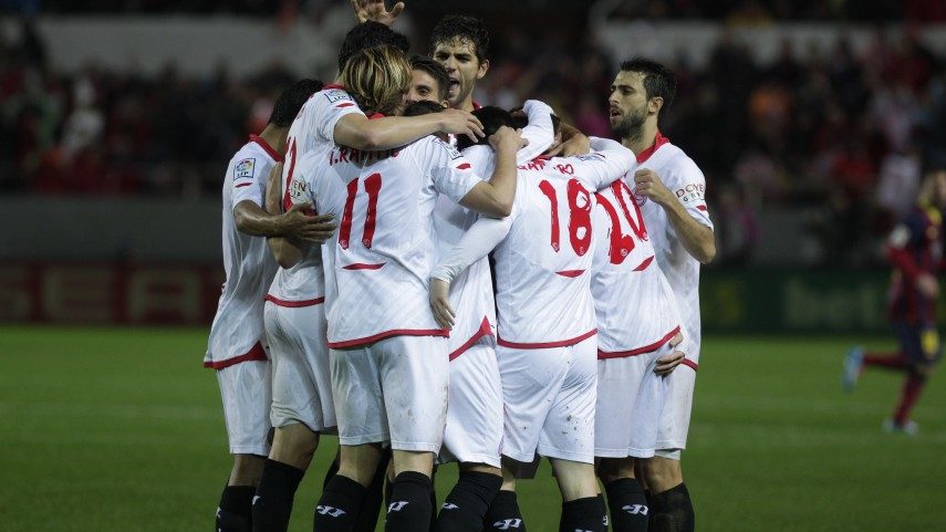 El Sevilla, a la final en el último suspiro