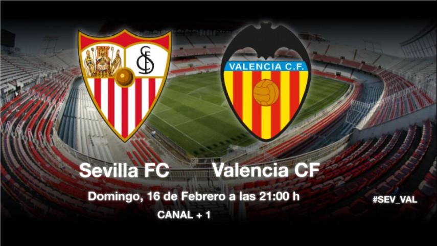 Sevilla y Valencia, con vistas a Europa