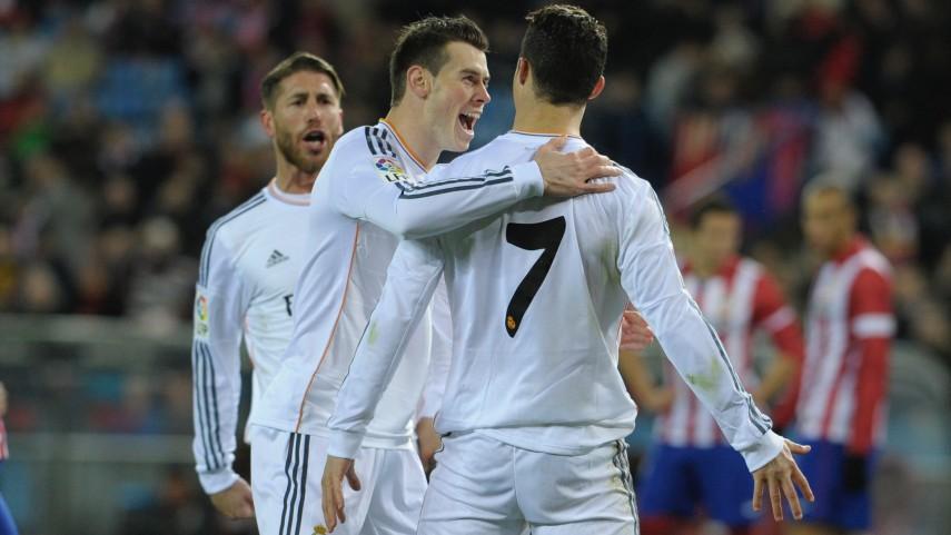 El Real Madrid firma su pase a la final