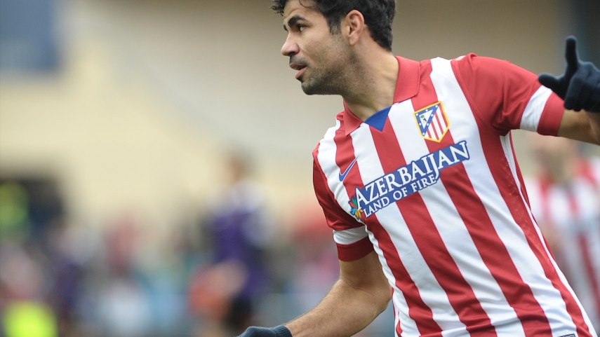 Diego Costa, novedad en la lista de Del Bosque
