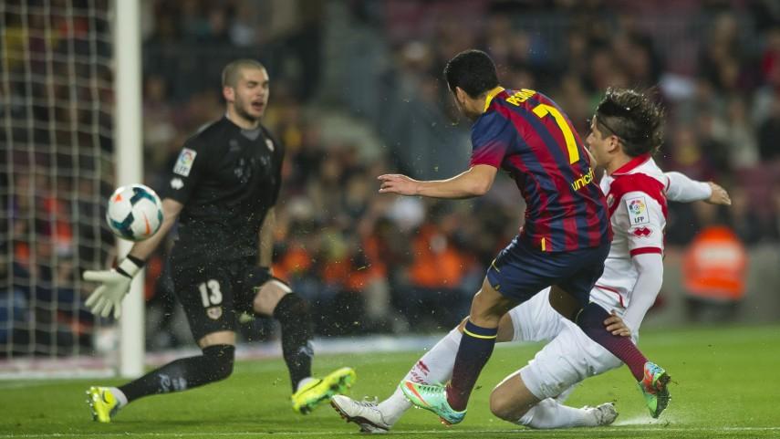 Exhibición de fútbol y goles en el Camp Nou