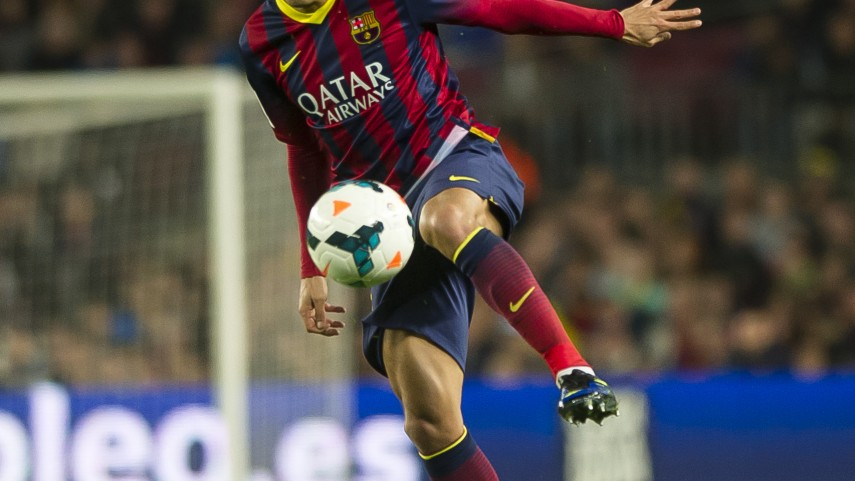 Adriano, baja de cuatro a seis semanas