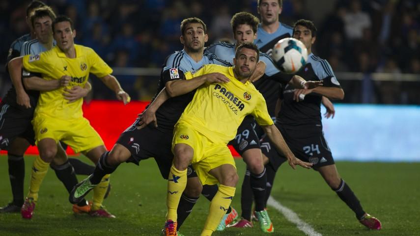 El Celta se impone en Villarreal