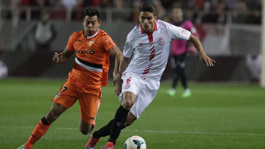 Primer paso hacia la gloria para Sevilla y Valencia