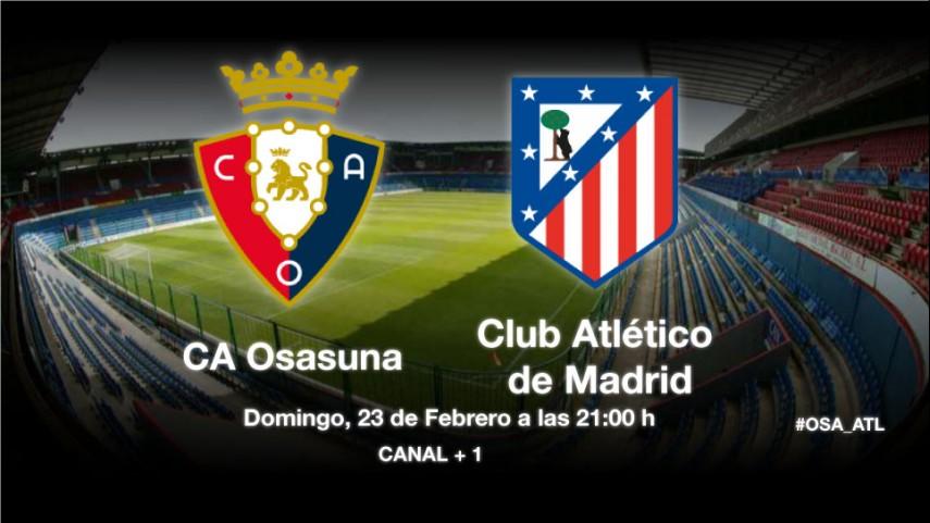 Nuevo reto para el Atlético