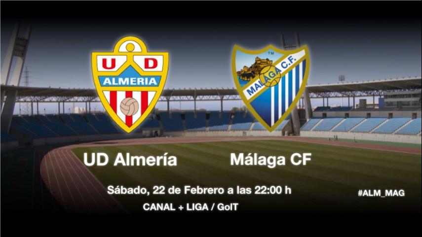 Almería y Málaga, en busca de la permanencia