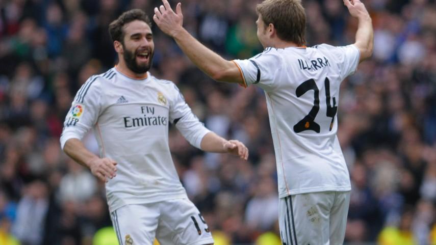 Real Madrid y Real Sociedad, protagonistas