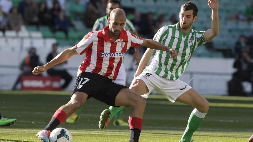 El Athletic gana en el Benito Villamarín