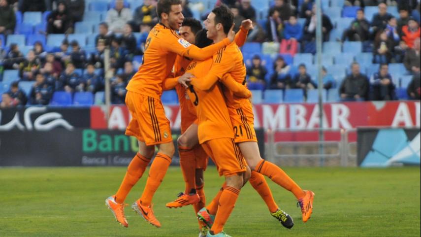 El Castilla sale del descenso